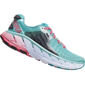Hoka One One Gaviota - Chaussures running Femme - turquoise
